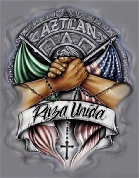 LATINO PRISON GANGS: Raza Unida