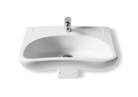 Lavabo de porcelana mural | Access | Colecciones de baño ...