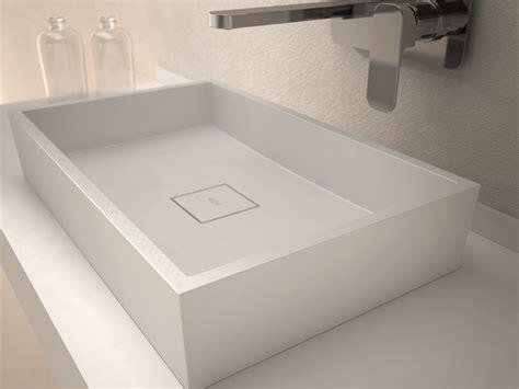 Lavabo Unique   Ktreta bath®  Platos de ducha   Solid Surface
