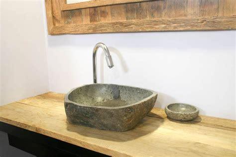 Lavabos de piedra natural   Campoloco Muebles y Decoración