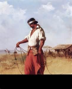 Lazo (accesorio del gaucho) - Wikiwand