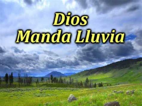 LC Dios manda Lluvia Alex Campos   YouTube