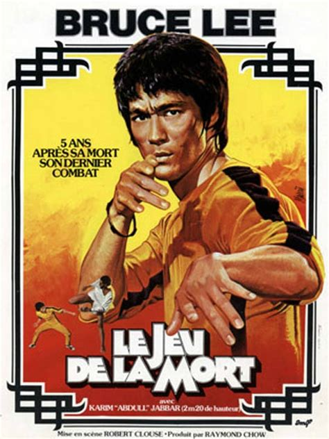 Le Jeu de la Mort  15 minutes de Bruce Lee    Cinéma Choc