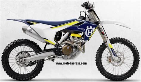 Le Moto Da Cross Honda Yamaha Suzuki Kawasaki Tm Husqvarna ...