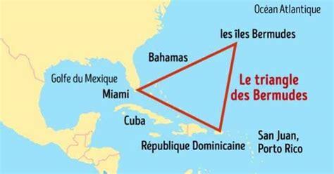 Le Mystère du Triangle des Bermudes enfin élucidé par des ...