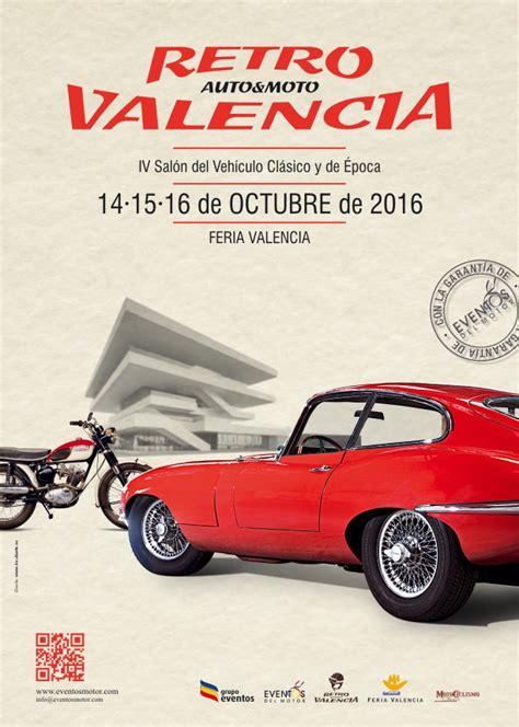 Le Retro Auto&Moto 2016 Valencia Expat-Valencia