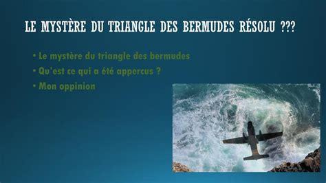 Le triangle des Bermudes - ppt video online télécharger