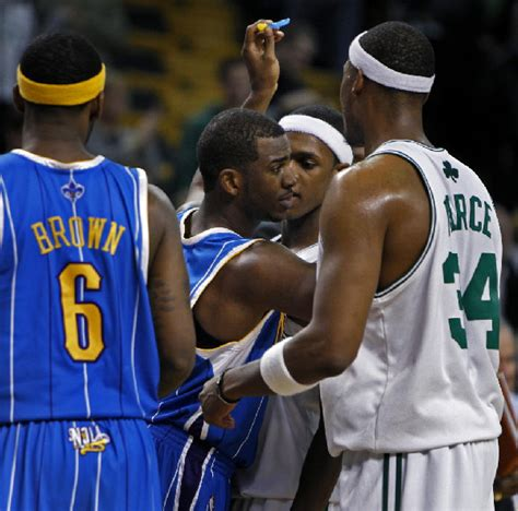 League will not discipline Rondo or Paul -Celtics blog ...