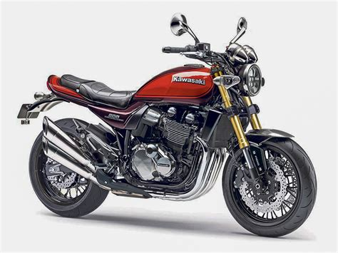 Leaked Images of the 2018 Kawasaki Z900RS Retro Bike ...