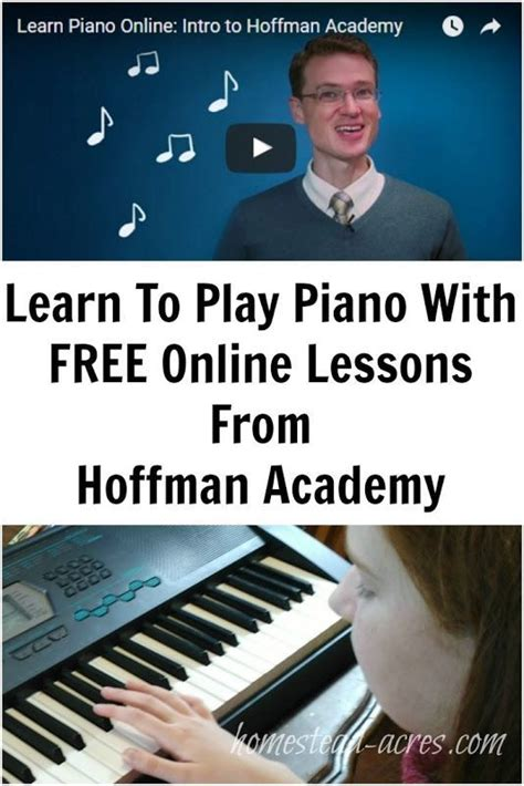 Learn To Play Piano For Free With Hoffman Academy – Review ...