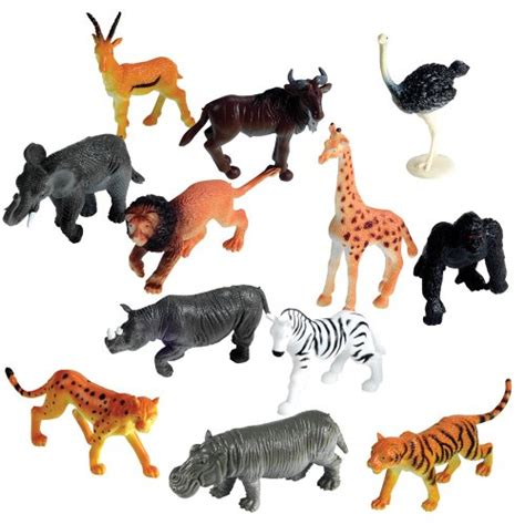 Learning Resources Jungle Animals Set of 60 - Epic Kids Toys