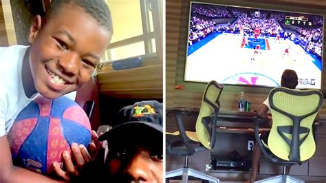 LeBron James Jr. Created His Own Player in 'NBA 2K,' and ...