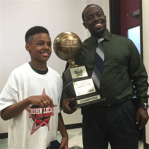 LeBron James Jr. Leads 4th Grade to Tournament ...