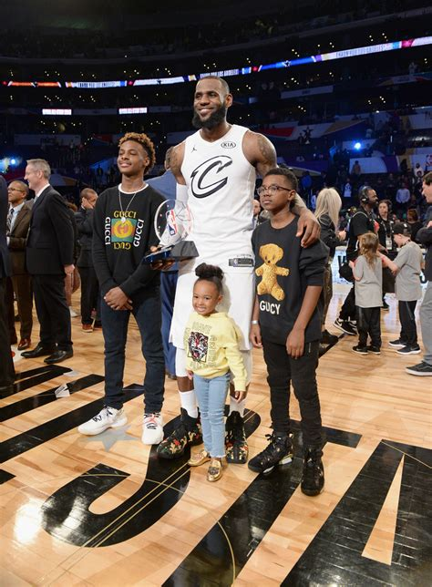 LeBron James Jr. Photos Photos - Zimbio
