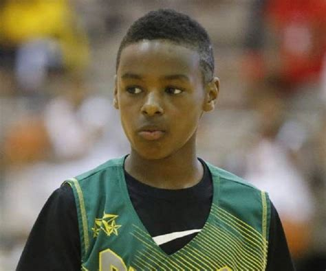 LeBron James Jr. – Bio, Facts, Family Life