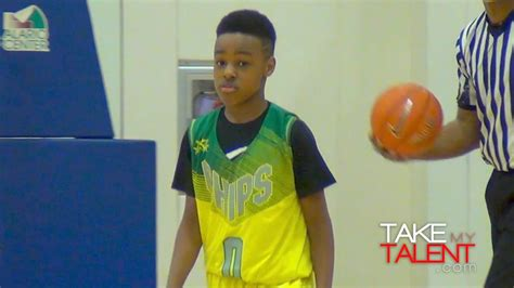 LeBron James Jr. SHOWS OUT At John Lucas All-Star Weekend ...