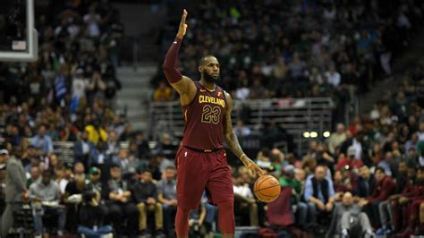 LeBron James names his final goal for NBA career | NBA ...