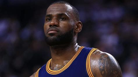 LeBron James says 'being black in America' is tough after ...