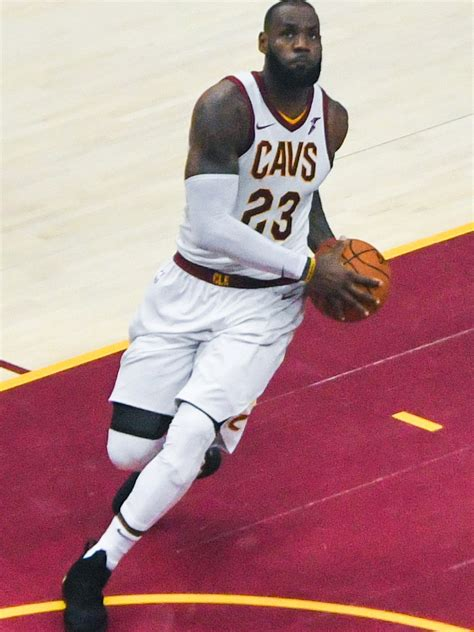LeBron James - Wikipedia, la enciclopedia libre