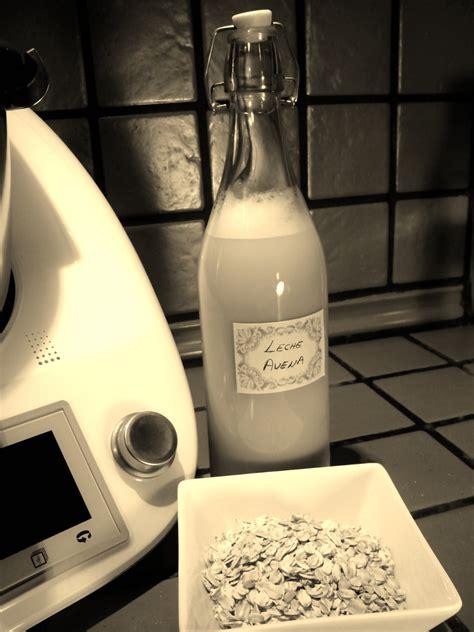Leche de Avena - Bebidas - Blog de APOLONIA POU OBRADOR de ...