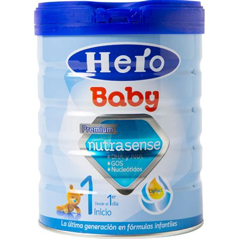 Leche Nutrasense 1 0m+ Hero Baby : Opiniones