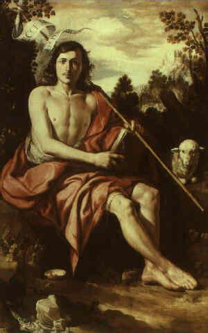 Lectura Orante: Nacimiento de Juan Bautista  B
