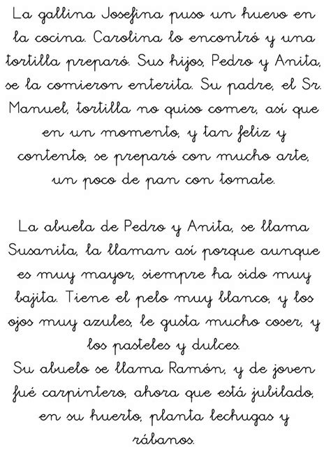 Lectura para niños - Imagui