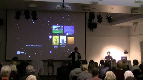 Lecture by Luis Fernando Mostajo Maertens at the ...