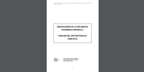 Lee la tesis doctoral de Pedro Sánchez | El Imparcial