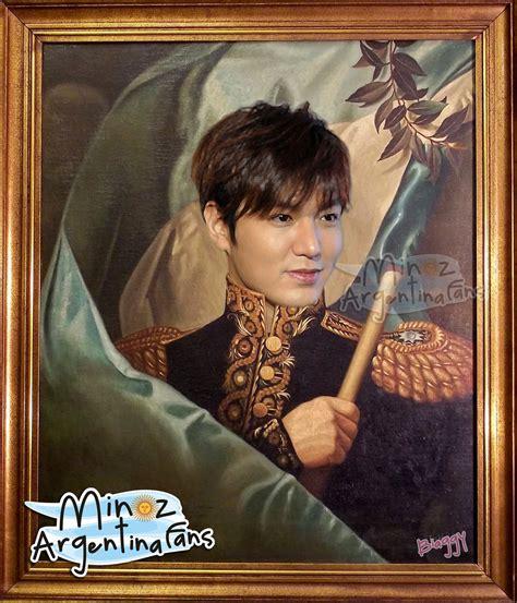 Lee Min Ho Jose de San Martin by MinozArgentinaFans on ...