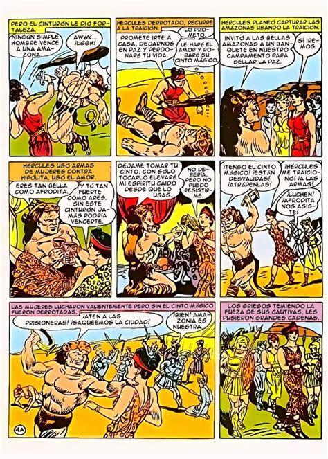 Leer online el origen de Wonder Woman (1942) - ComicZine