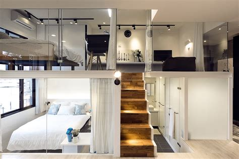 Lee's Design | A Modern Loft Shared by Two Sisters ...