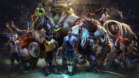 Legends of the Field : leagueoflegends
