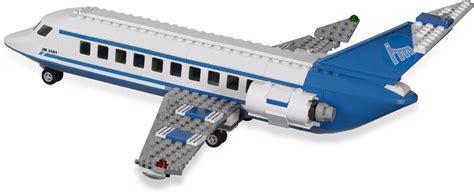 Lego City Avion De Pasajeros Modelo: 3181 Nuevo Y Vintage ...