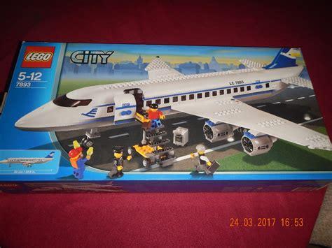 Lego City Avion De Pasajeros Modelo 7893 Como Nuevo   Bs ...