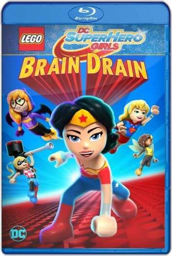 Lego DC Super Hero Girls: Trampa Mental (2017) HD 1080p y ...