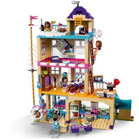 LEGO Friends: Casa de la amistad (41340) Toys | Zavvi España