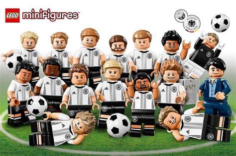 Lego lanza sus figuras