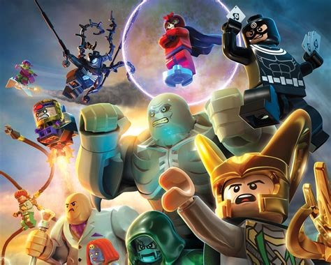 LEGO Marvel Super Heroes – Review | Power Unlimited