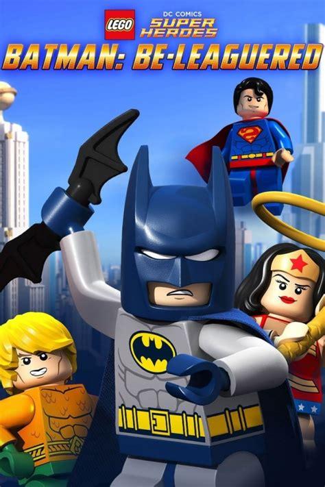 LEGO Бэтмен: В осаде (2014) смотреть онлайн или скачать ...