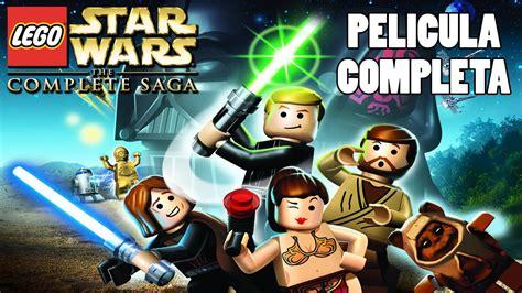 Lego Star Wars La Saga Completa - Película Completa en ...