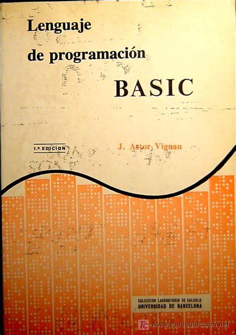 lenguaje de programacion basic - 115 paginas - - Comprar ...