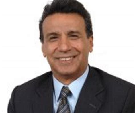 Lenín Moreno Biography   Childhood, Life Achievements ...