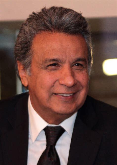 Lenín Moreno - Wikipedia, la enciclopedia libre