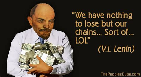 Lenin's Own 20 Monster Quotes