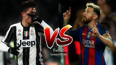 Leo Messi Vs Paulo Dybala   [Rap] Maestro Vs Alumno   UCL ...