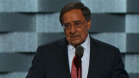 Leon Panetta supports Mike Pompeo, Trump's pick to lead ...