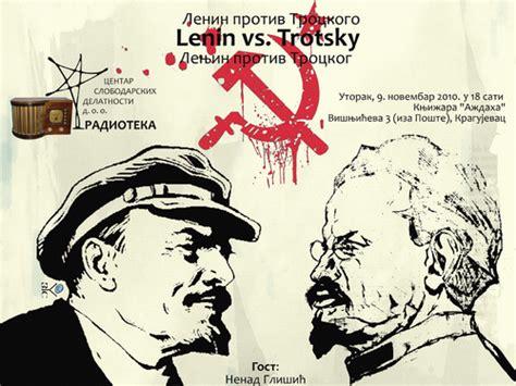 Leon Trotsky vs. Josef Stalin - History 12