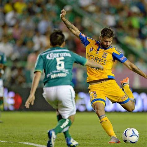 León vs Tigres en vivo 2016: Liga MX Liguilla semifinales ...