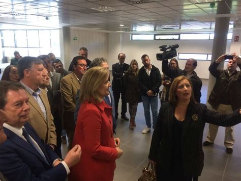 Lepe: Báñez visita la Oficina Integral de la Seguridad ...